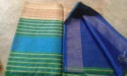 Silk Party Wear Dupion Saree
