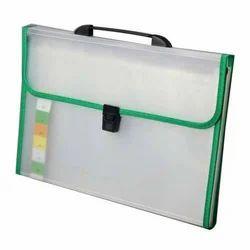Expanding File Bag