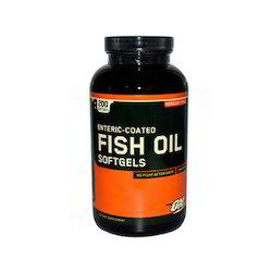 Optimum Nutrition Fish Oil Softgel, 200 Softgels, Packaging Type: Bottle