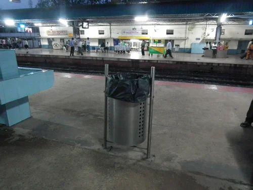 Stainless Steel Dustbin Amp Compactor Bin Outdoor Ss