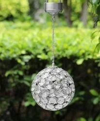 Crystal Hanging Lantern