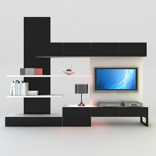 Tv Unit at Rs 1200 /piece | Television Wall Unit - Life Space ...