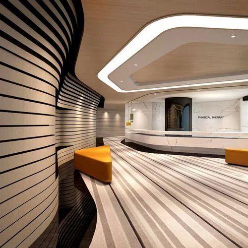 Lobby Interior Designing