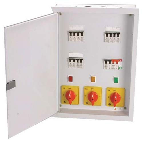 Three Phase Distribution Board at Rs 25000 /piece | Power ...