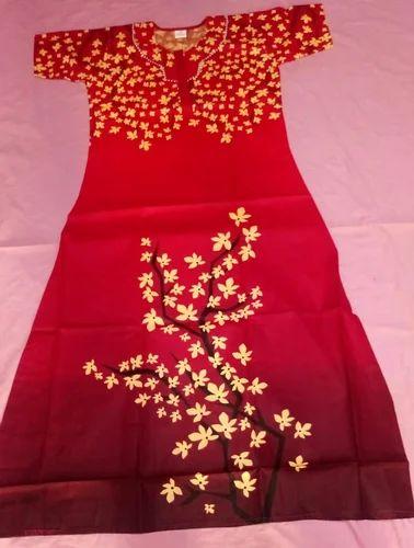 a07e54e5cb Ladies Cotton Nightwear and Nighty Wholesaler