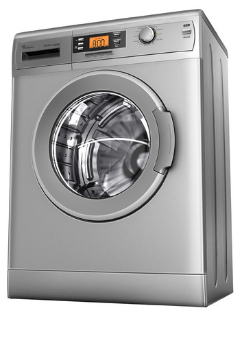 Fully Automatic Front Loading Whirlpool Branded Washing
