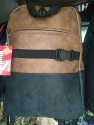 Leather Puma Backpacks