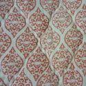 Hand Block Printed Cotton Jaipuri Razai & Quilt