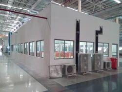 Light Gauge Structural Framed Site Offices