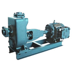 Upto 30 Meter 1-25 Hp Dewatering Coupled Pumpset, Motor Driven, Max Flow Rate: 5000 Lpm