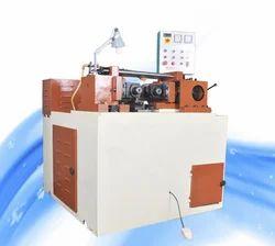Hydraulic Bolt Threading Machine