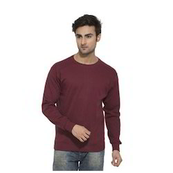 Mens Round Neck Sweat Shirt