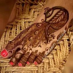 Rajasthani Mehndi Designer