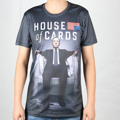 Nylon Mens House T-Shirt