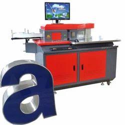 Channel Letter Bending Machine at Rs 650000 /unit   Channel Letter