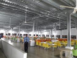 Prefabricated Steel Canteen Shed