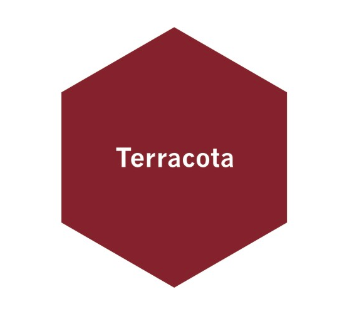 Terracotta Shade Card