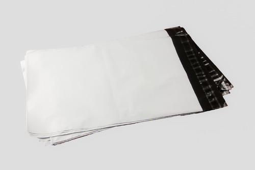 LLDPE Plain Courier Bags