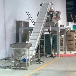 Cleated Belt Conveyor Systems