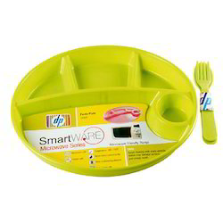 Parka Plate Small with Spoon and Fork