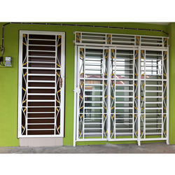 3 Leaf French Door