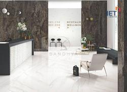 Polished Glazed Porcelain Floor Tiles