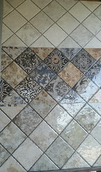 Gujarath Bathroom Tiles, Size: 60 x 120 In cm, Thickness: 5-10 mm