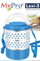 Lexi 3 Insulated Lunch Box