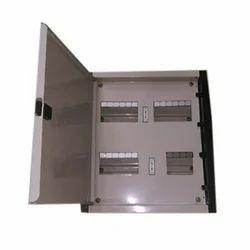 Mild Steel Double Door Tpn Mcb Box