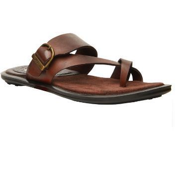 6b8869709fb3 Puppies Brown Chappals For Men at Rs 2499 | Gents Slippers ...