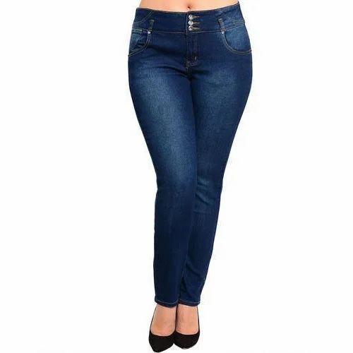 Ladies Jeans - Ladies Denim Jeans Manufacturer from New Delhi
