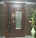 Stylish Steel Door With Adjustable Opening