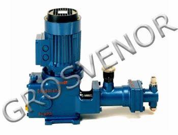 Plunger Metering Dosing Pump - Chemical Dosing Pumps