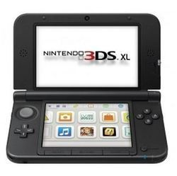 Nintendo 3DS Gaming Console Red And Black