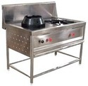 Commercial Chinese Gas Burner Range