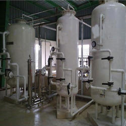 Mild Steel Rubber Lined De Gasification Systems
