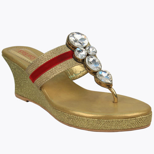 8bbe08e9b Ladies Fancy Wedges at Rs 600  set