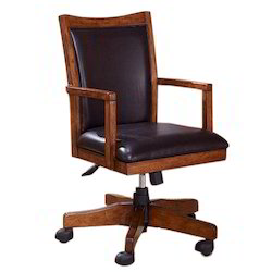 Wooden Office Chair