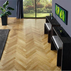 Parquet Flooring System