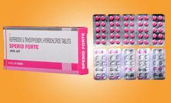 Risperidone Trihexyphenidyl Hydrochloride Tablets 4 mg