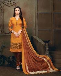 Banglori Silk Salwar Suit