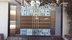 Stainless Steel SS Swing Gates