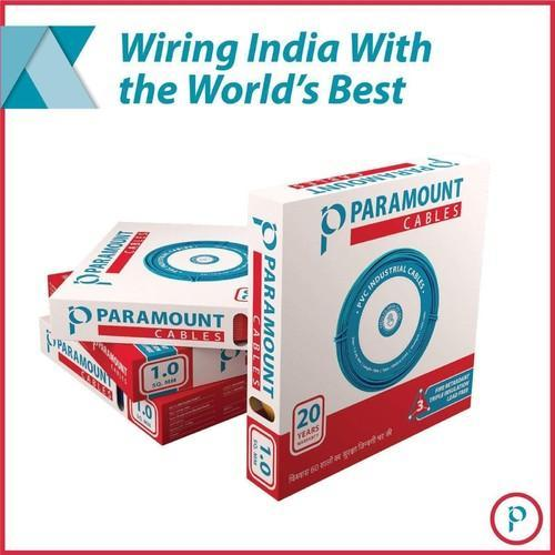 Paramount 1.5 Mm House Wire, 1.5 Mm - Aggarwal Iron And Steel Udyog ...