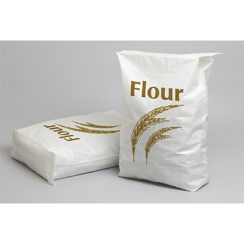 PP Woven Flour Bags, Bag Size (Inches): 12 X 18