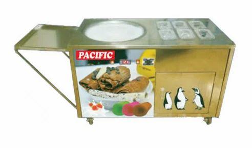 Fried Ice Cream Machine And Soda Fountain Machines