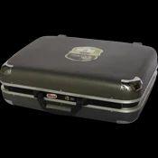 21 T.I. Steel Corner Suitcase
