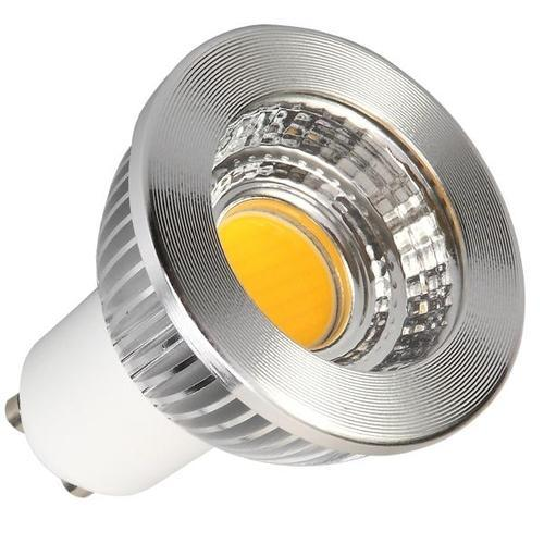 Ceramic Round Gu10 LED Bulb, Base Type: E27