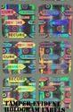 Spick Global Warranty Void Hologram Labels Stickers, Packaging Type: Sheets Or Rolls
