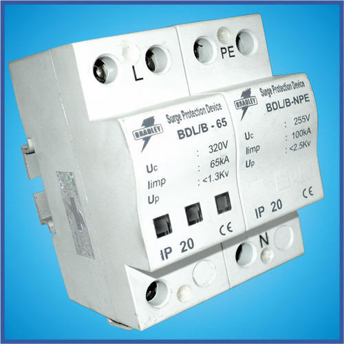 3 Phase Lightning Surge Arrestor