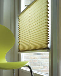 Fabric Pleated Blind